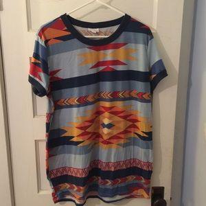 XL Lularoe Liv Shirt